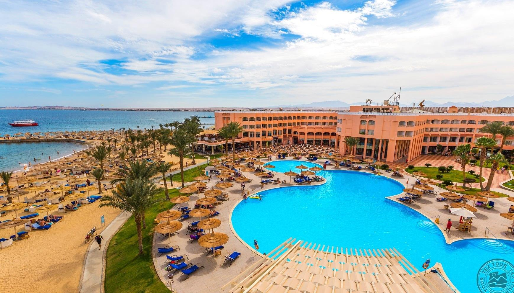 BEACH ALBATROS RESORT HURGHADA 4 *